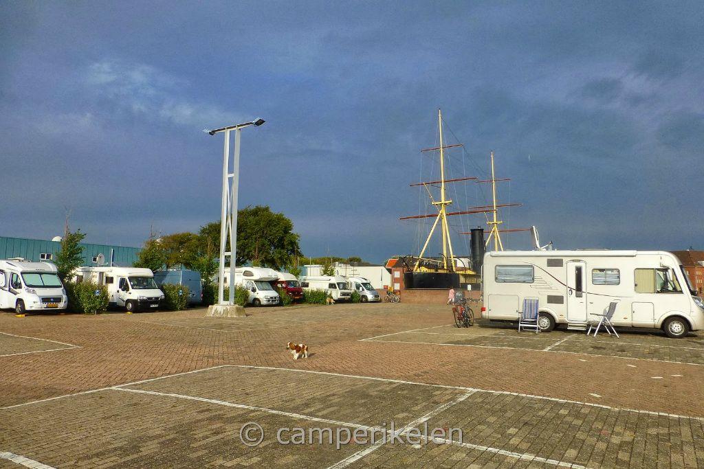 Camperplaats Den Helder