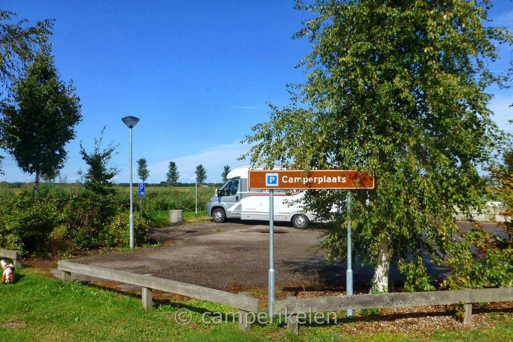camperplaats in Oosthuizen