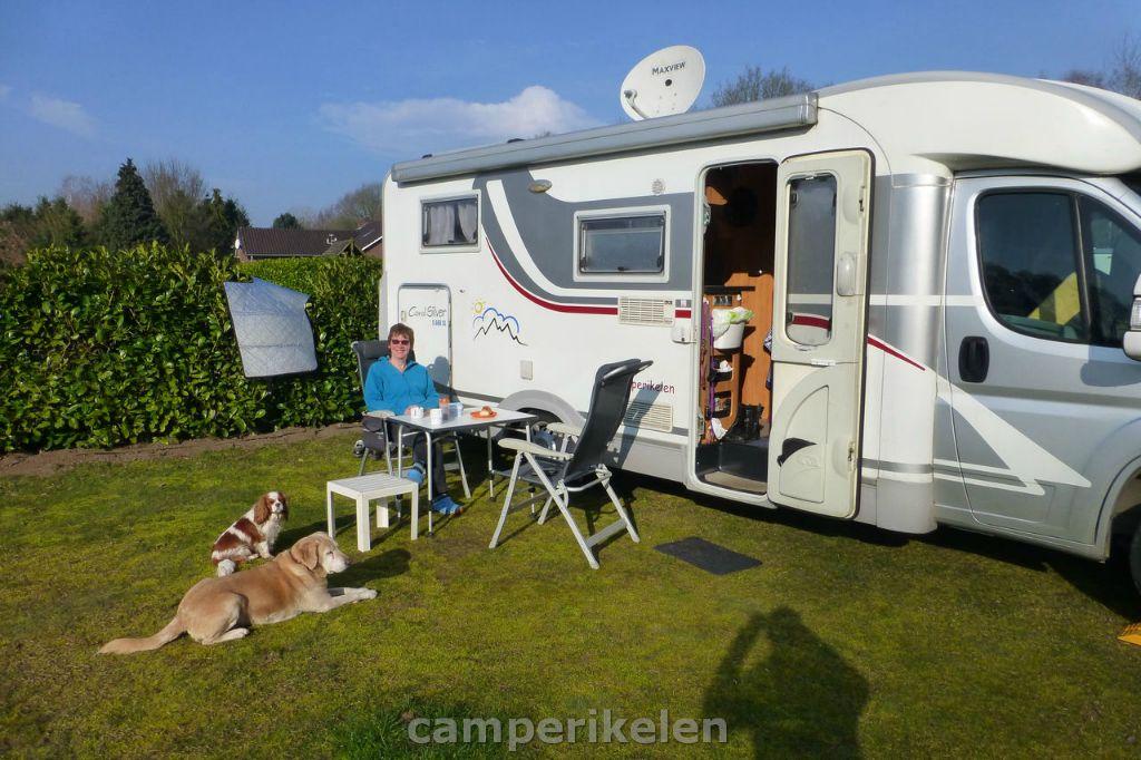 Camperplaats Bos en Hei