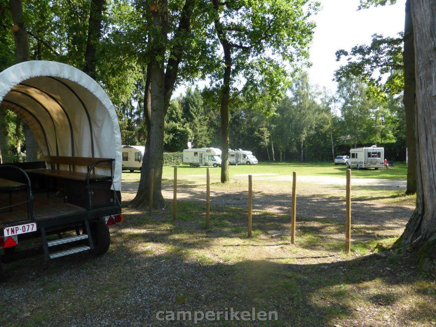Camperplaats Sint Hubertushoeve