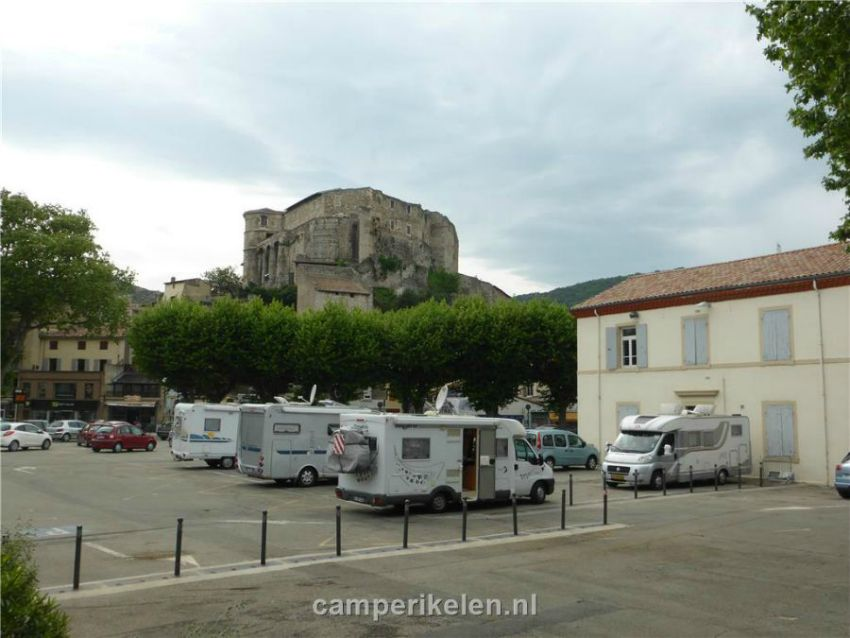 Camperplaats La Voulte sur Rhone