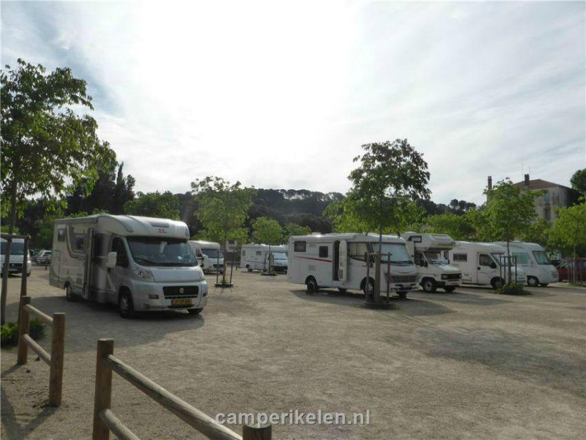 Camperplaats Sommière