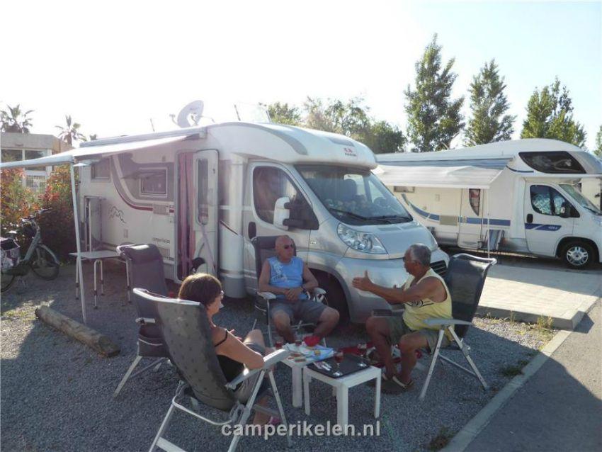 Camperplaats Marseillan Plage