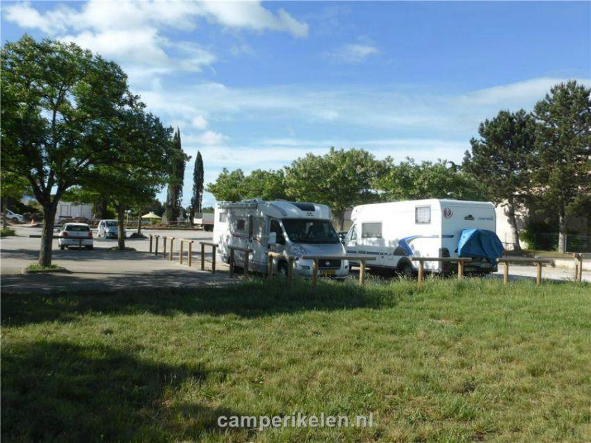 Camperplaats Méjannes-le-Clap