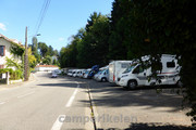 Camperplaats Lourdes