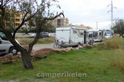 Camperplaats Benicàssim