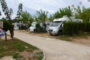 Camperplaats Los Pinos