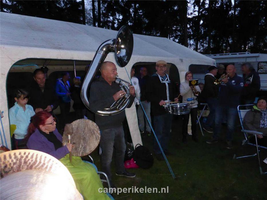 Camperclub muziekband