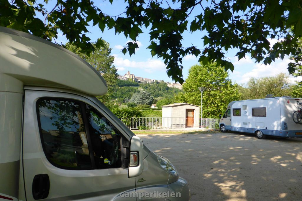 Camperplaats St. Privat
