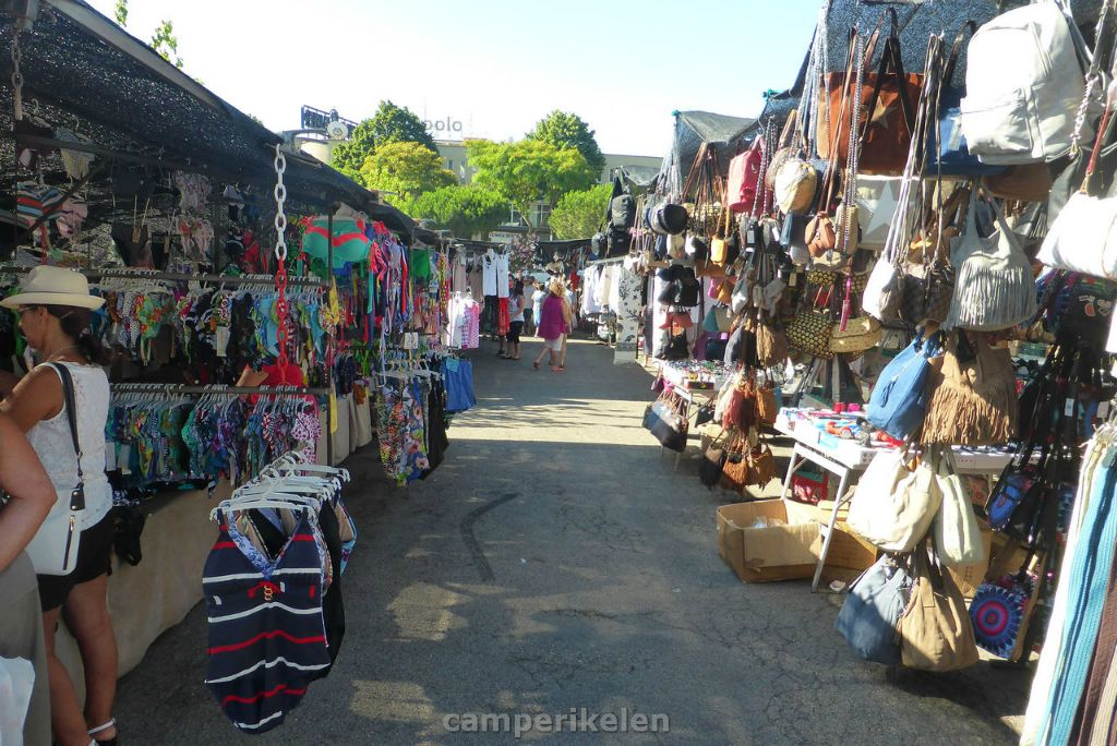 Markt in Platja d'Aro