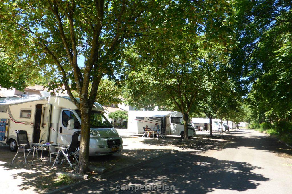 Camperplaats Jean du Gard