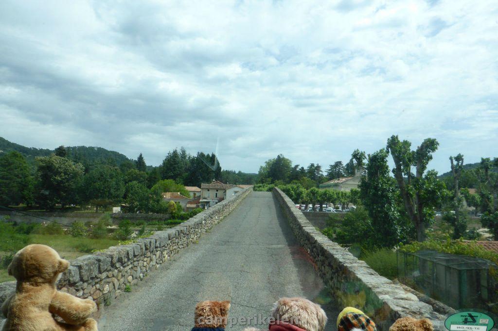 Smalle straten / bruggen