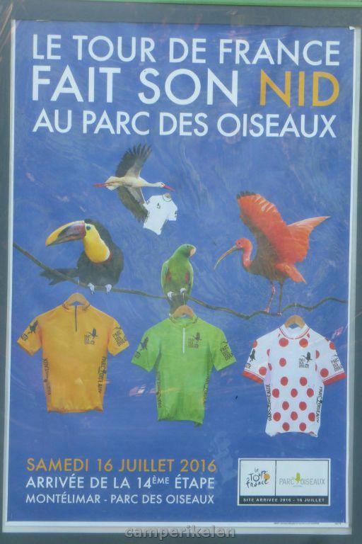 Aankomstplaats Tour de France