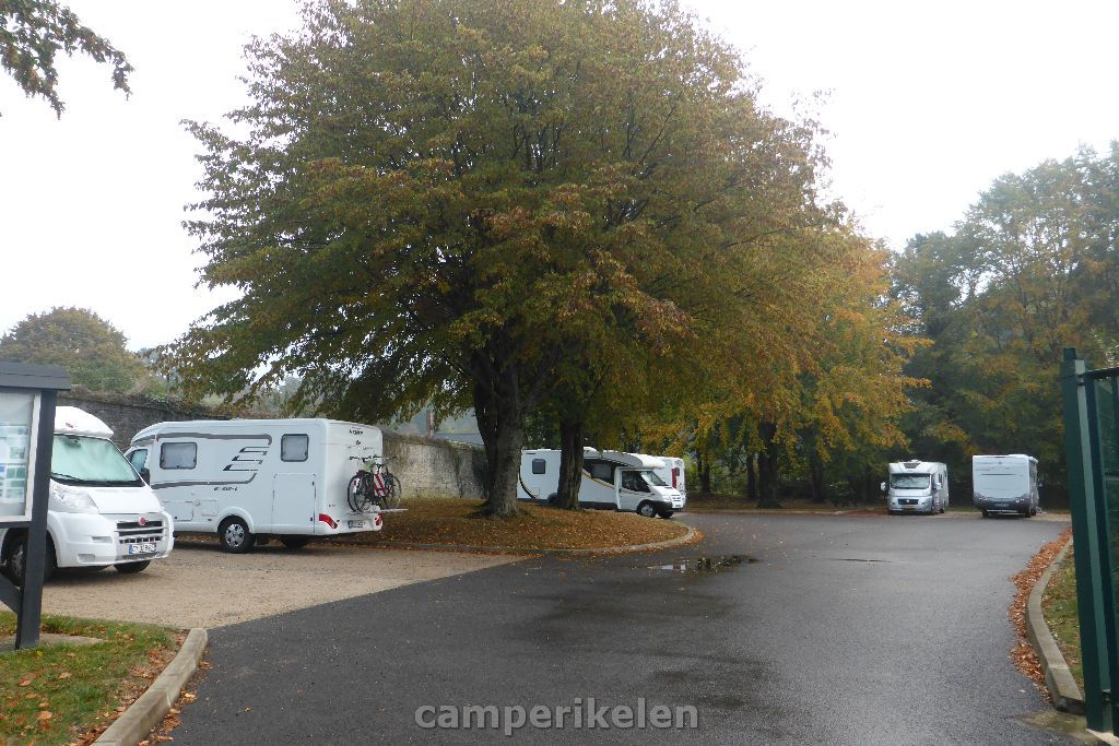 Camperplaats Villers-Cotterêts