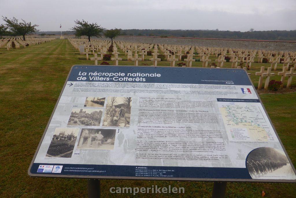 Begraafplaats van de eeste wereldoorlog