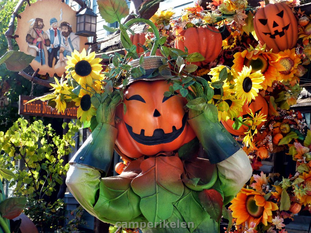 Disneyland Parijs Halloween