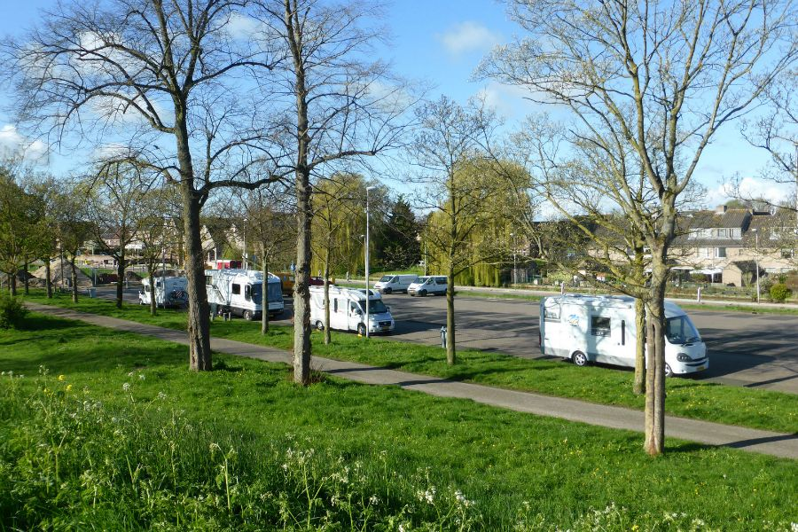 Camperplaats Vianen