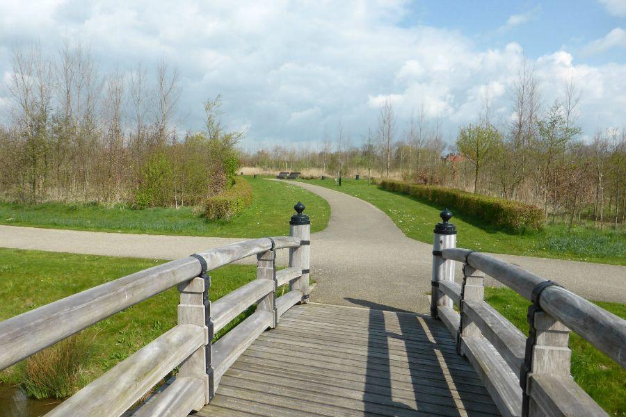 Maxima park Utrecht