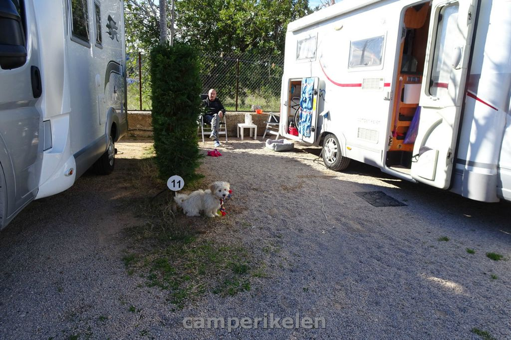 "Campercamping ""Los Pinos"""