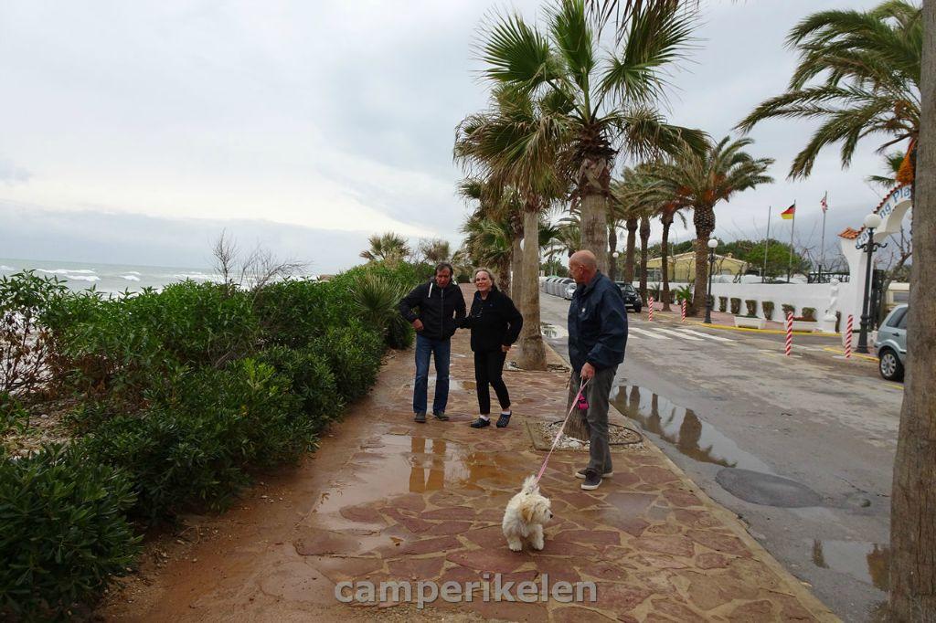 Op bezoek bij Anne-Marie en Hans