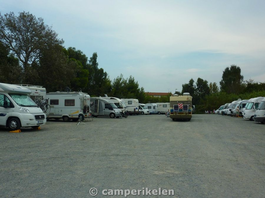 Camperplaats Ste. Maxime