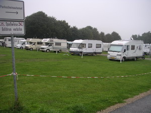 Camperplaats Goch