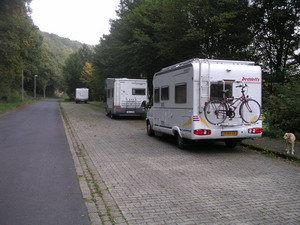 camperplaats Schleiden
