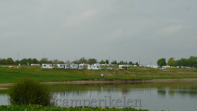 Camperplaats Erpion