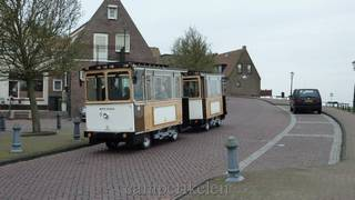 Rondrit door Urk