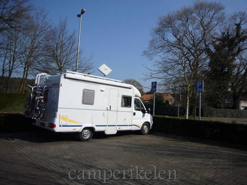 Camperplaats Heusden-Zolder