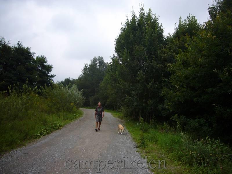 Wandelen bij Obelink