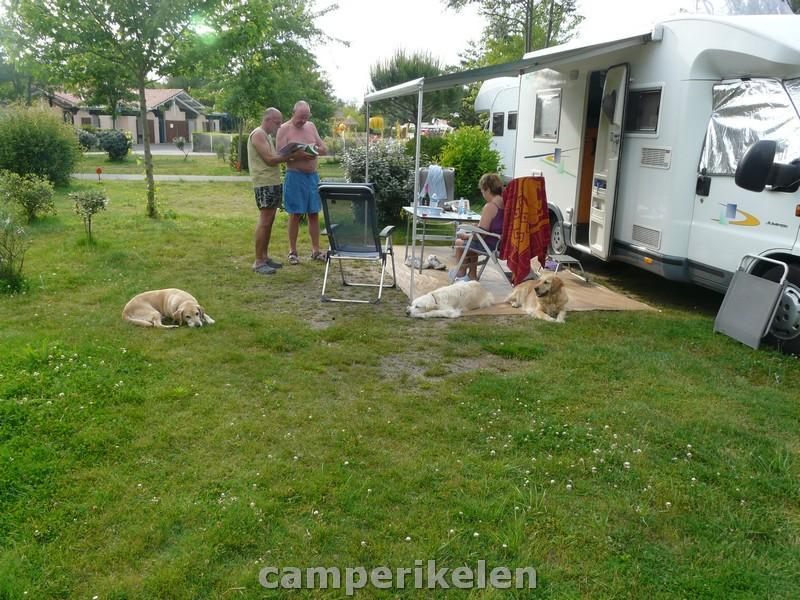 Camping Domaine la Rive