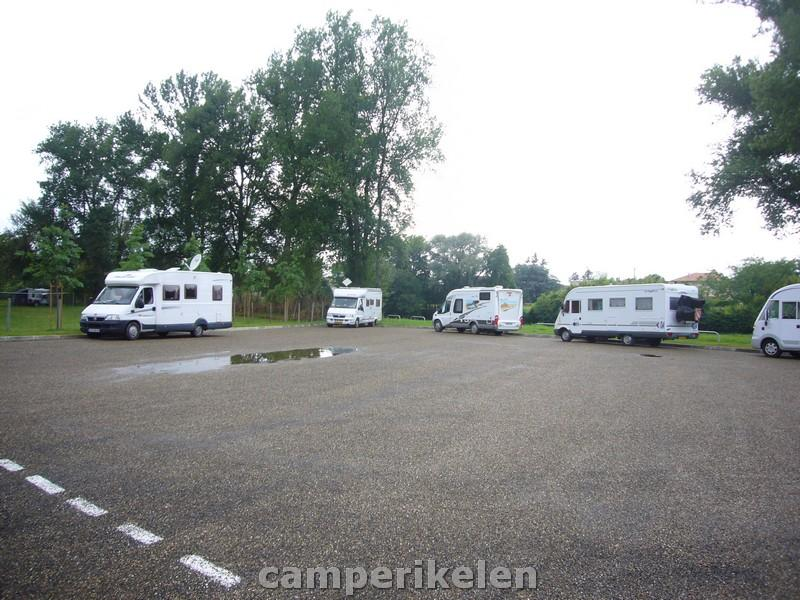 Camperplaats in Aire-Sur-l'Ardour