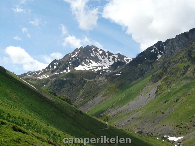 In de Pyreneeën