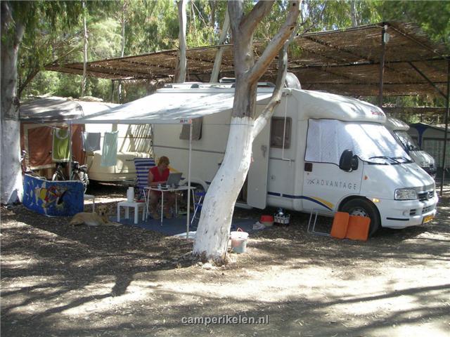 camping  Posidon