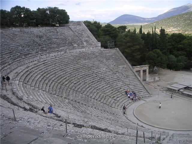 Grote theater Epidavros