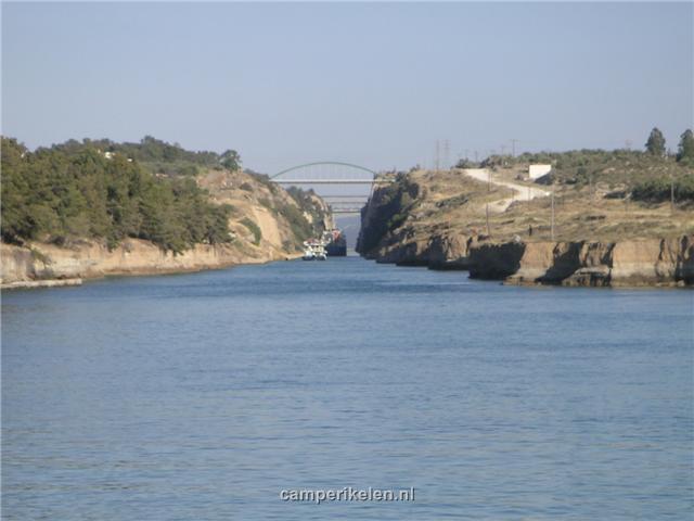 Kanaal van Corinthe
