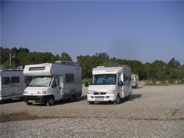 Overnachtingsplaats Patras