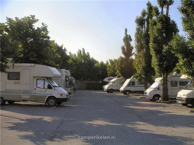 Camperplaats Senigallia