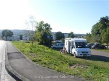 Camperplaats Dudelange