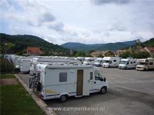 Camperplaats Kaysersberg