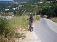 een eidje fietsen