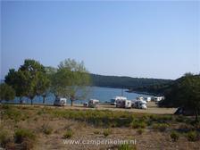Camperplaats bij Vonitsa