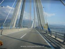 De brug naar Patras