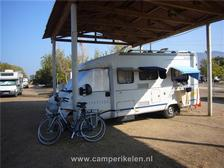 Camperplaats Zacharo