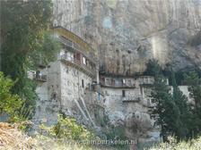 Het Klooster Prodrómou