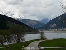 Mooie uitzichten in de bergen