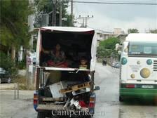 Zo wonen de zigeuners