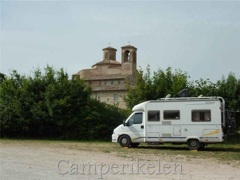 Camperplaats Urbania