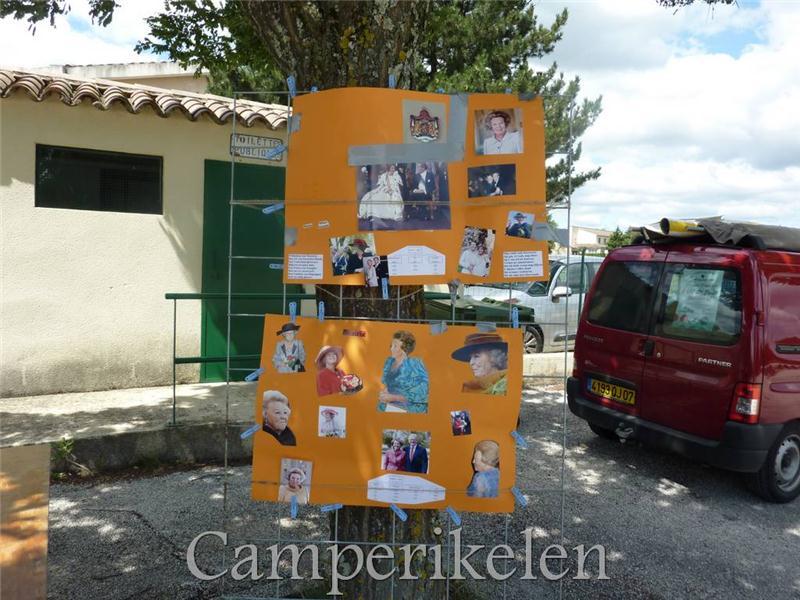 Nederlands feest in Mejannes le Clap